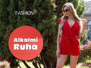 Alkalmi ruha online vásárlása a Fashion Plus webáruházban