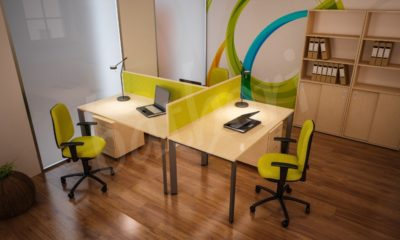 irodai íróasztal
